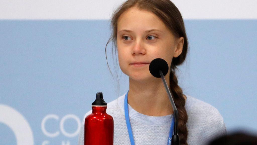Greta Thumberg calla y cede su voz a otros jóvenes para que cuenten sus historias