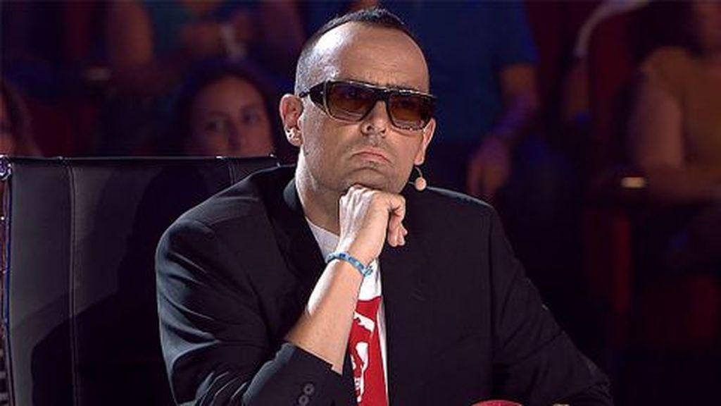 'Got Talent' vive su tercera semifinal en directo