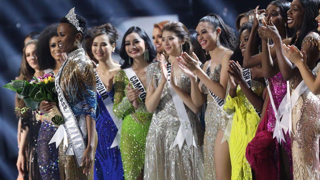 Miss Universo sudafricana