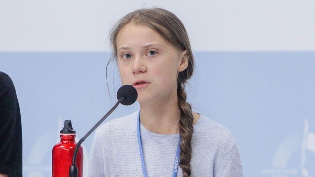 Greta Thunberg da un paso atrás y cede su atención mediática a otros activistas en la COP25