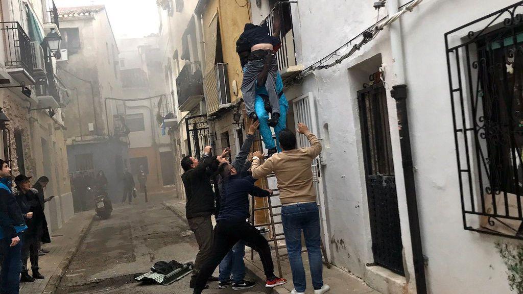 Rescate Denia