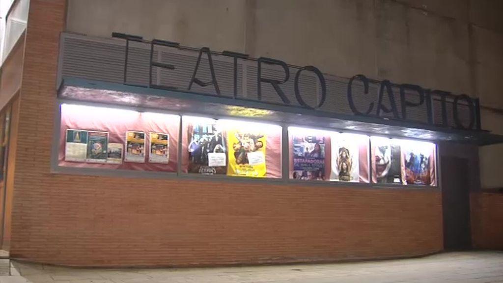 Cortegana, en plena sierra de Huelva, recupera su sala cine que llevaba más de diez años cerrado