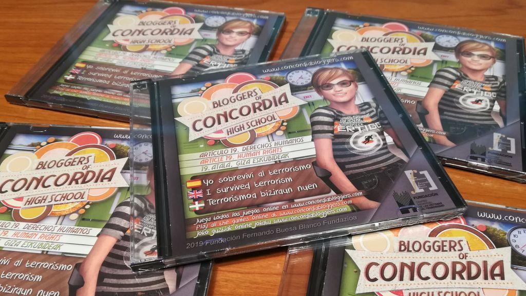 Presentan  en Vitoria el primer video juego educativo que deslegitima el terrorismo