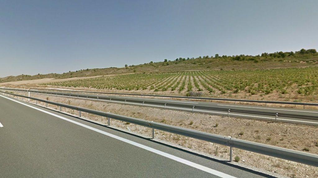 Muere un hombre arrollado por un camión en Albacete cuando comprobaba una avería en su coche