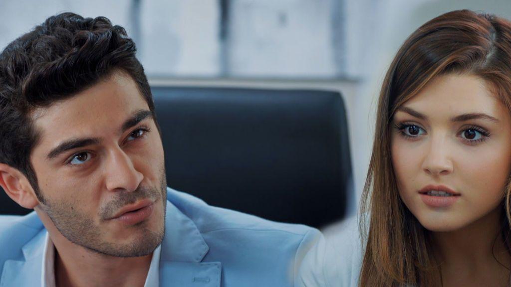 Hayat descubre la identidad de Murat