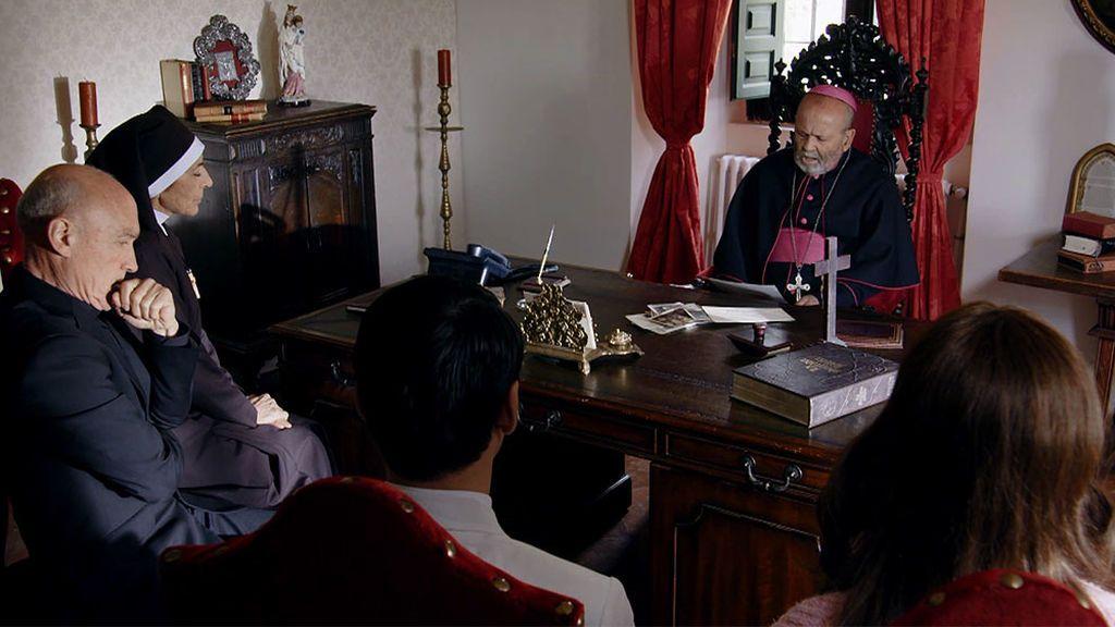 La historia de Sor Pepita y el obispo