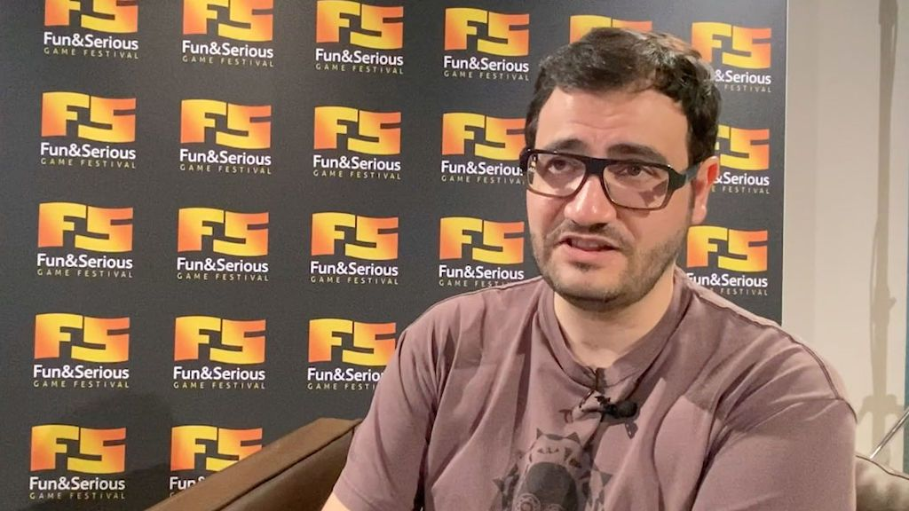 Entrevista con Raúl Rubio en Fun & Serious 2019