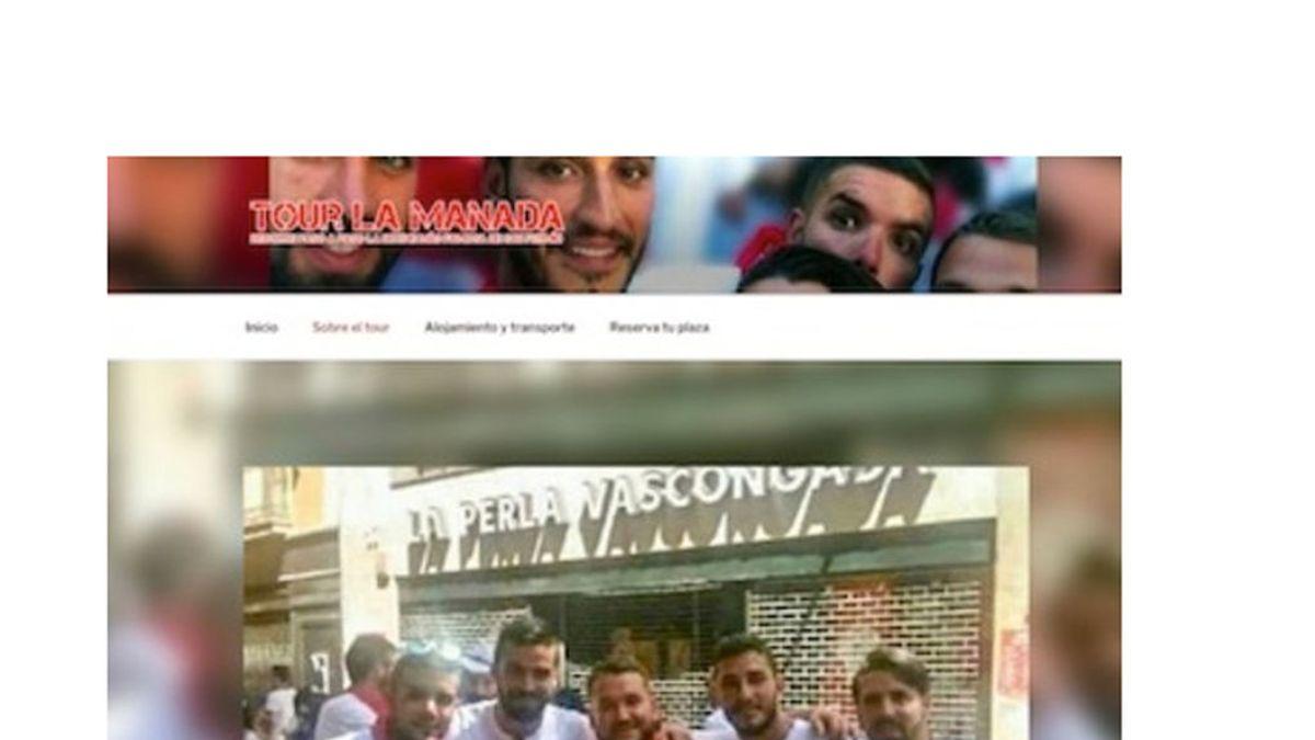 Condenan a año y medio de prisión al autor del 'Tour de la Manada' por atentar contra la integridad moral de la víctima