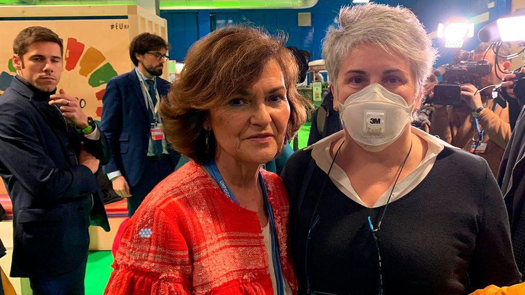 De Carmen a Carmen: la confidencia de un enferma de sensibilidad química a la vicepresidenta