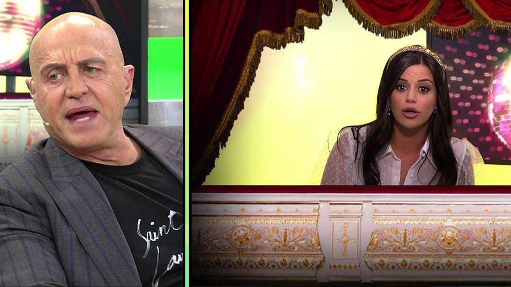 """Lola Ortiz se enfrenta a Kiko Matamoros: """"¡Estoy cansada de que intentéis meterme miedo!"""""""