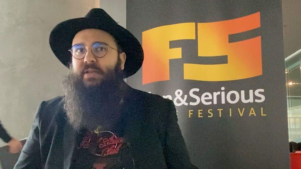 Jordi de Paco Deconstructeam: entrevista en Fun & Serios 2019