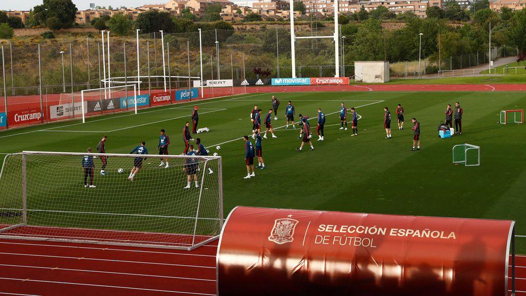 Cambio de planes para la Selección Española de cara a la Eurocopa: el cuartel general estará en Las Rozas