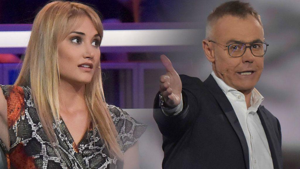 "La historia de la enemistad entre Alba Carrillo y Jordi González: ""¿Tú me hablas de piel?"""