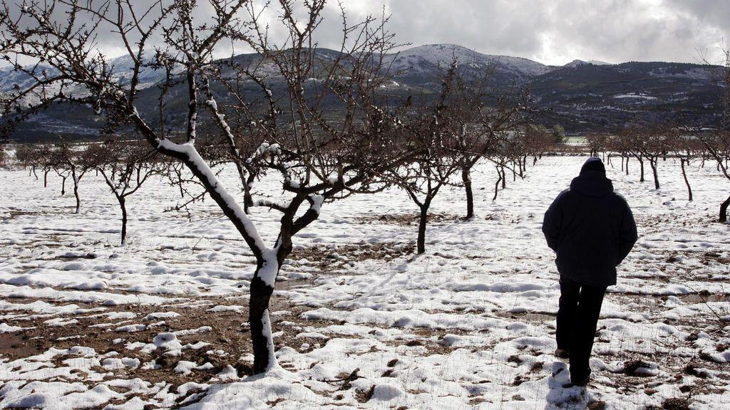 Vuelve la nieve: el miércoles cae la cota hasta los 1.000 metros
