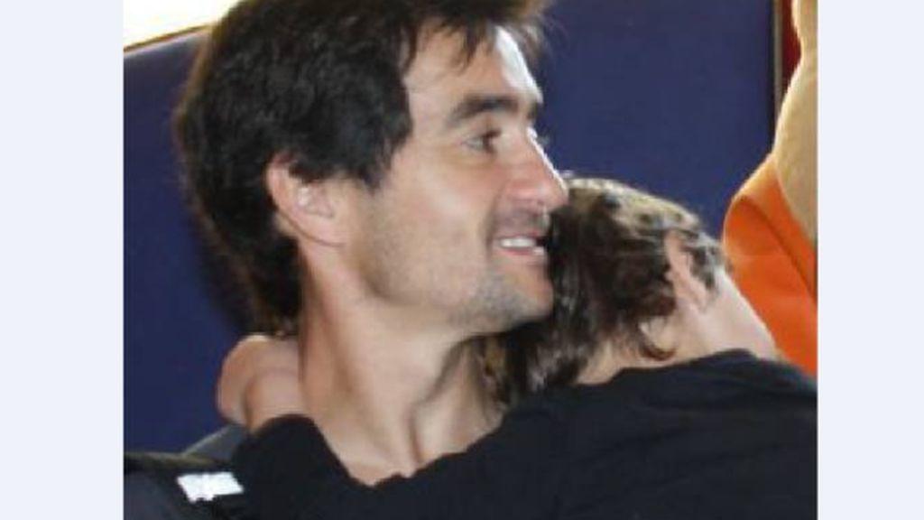 Eduardo Encinas, el hombre sin rencor: quiere que su hija Olivia mantenga contacto con su madre