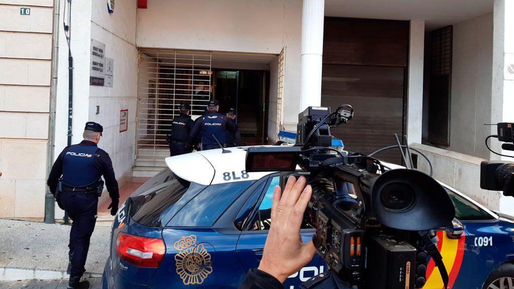 El sospechoso de la muerte de Marta Calvo comparece ante el juez