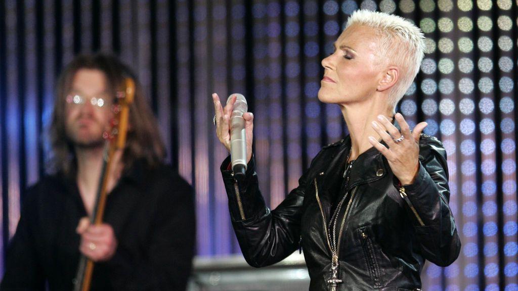 Triste adiós a Marie Fredriksson, la cantante de Roxette