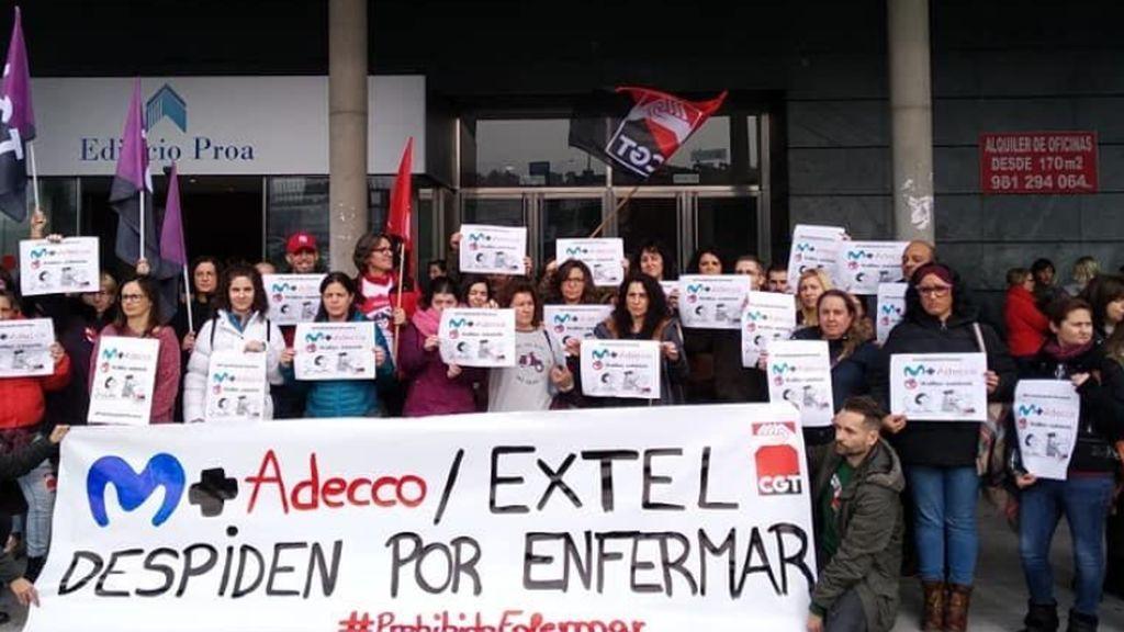 La sentencia del Constitucional sobre bajas por enfermedad se cobra cuatro despidos en Extel