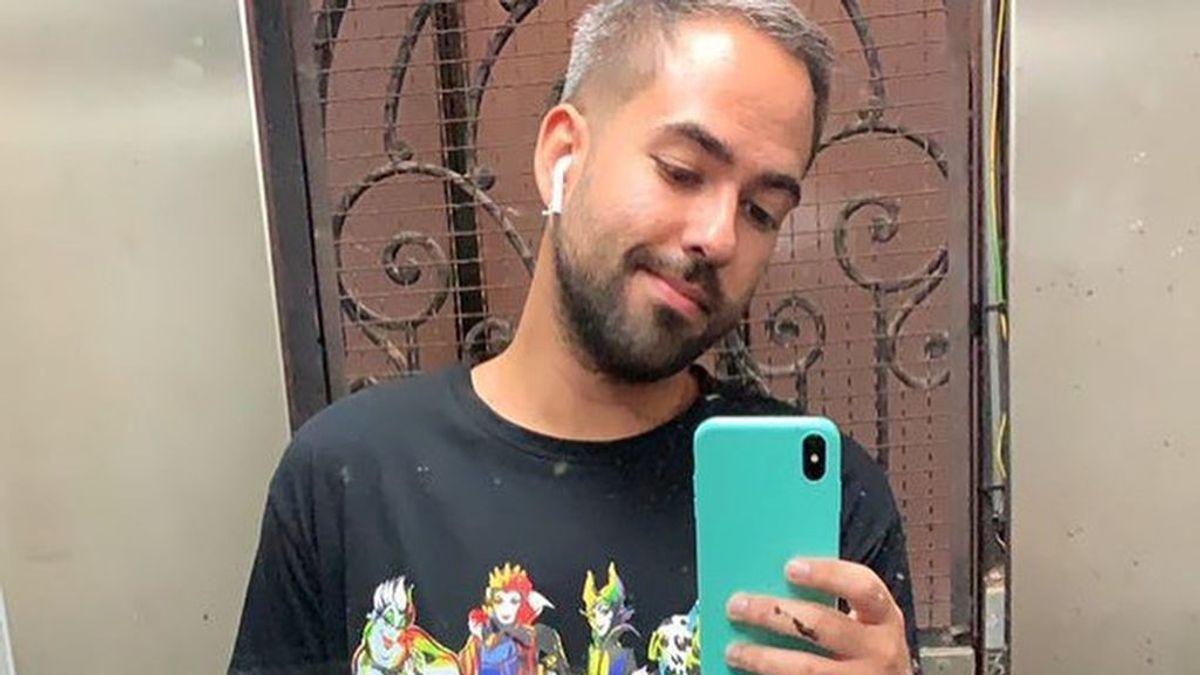 """Adolfo: """"No soy inmaduro ni infantil, tengo 28 años y Disney sigue siendo muy importante en mi vida"""""""