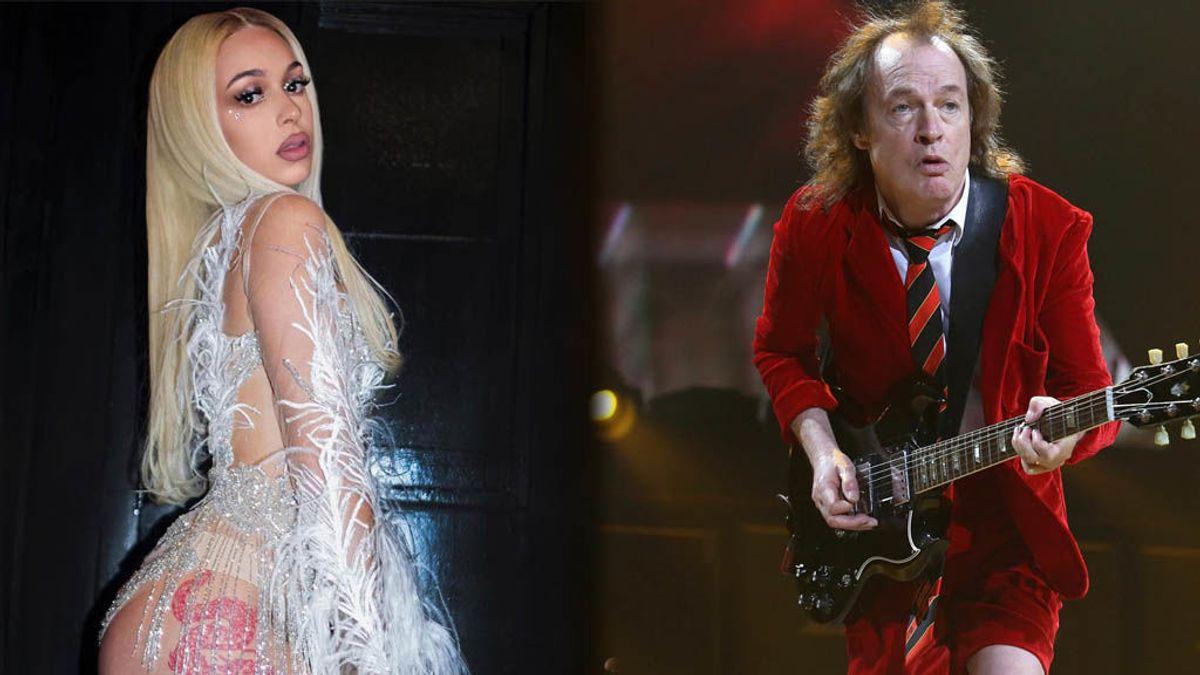 """La guerra musical enfrenta a boomers y zetas: """"Dadme un solo motivo por el cual AC/DC es mejor que Bad Gyal"""""""