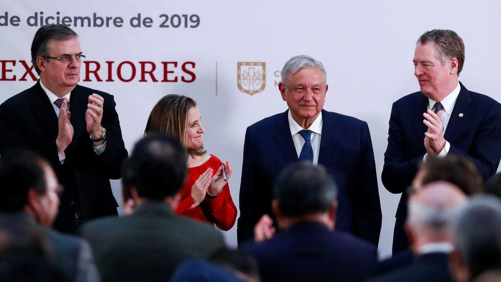 Estados Unidos, Canadá y México ratifican el histórico nuevo NAFTA de Trump