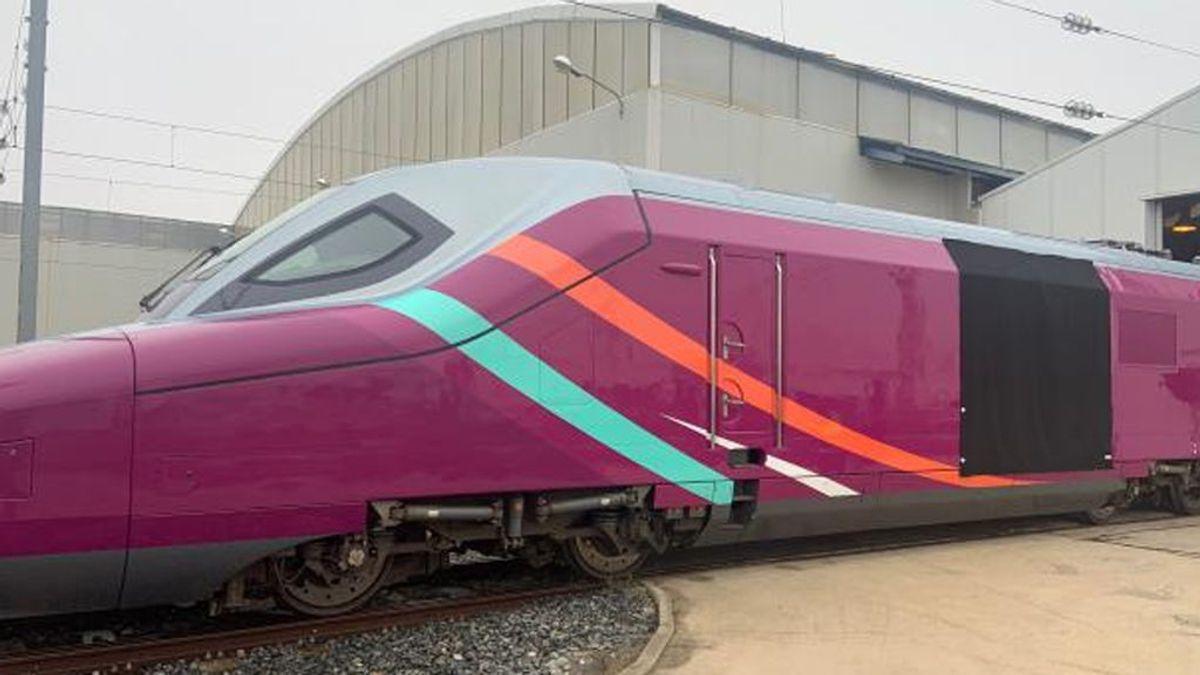 El AVE 'low cost' de Renfe se llamará AVLO