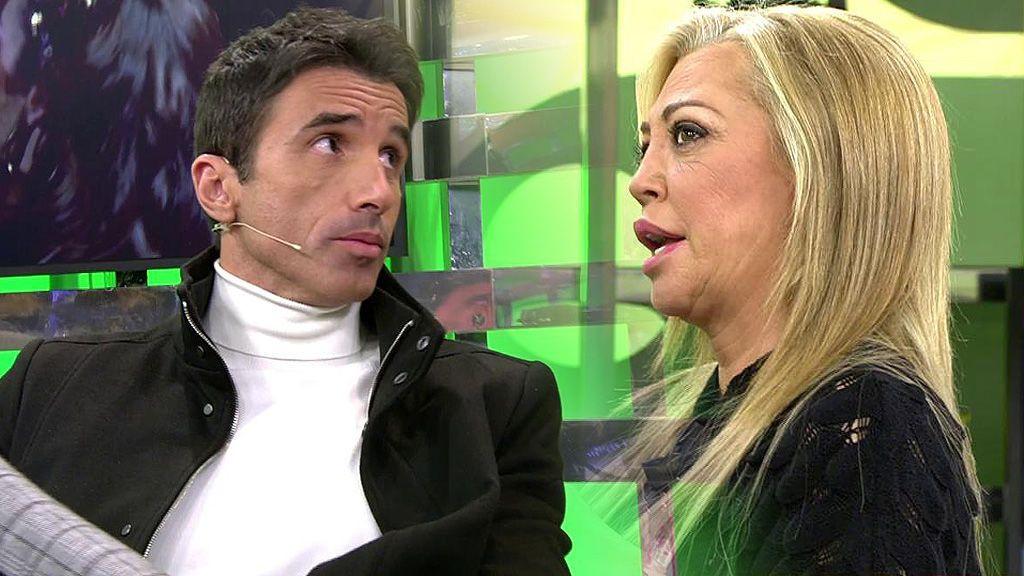 """Belén Esteban, a Hugo Sierra: """"Eres un liante"""""""