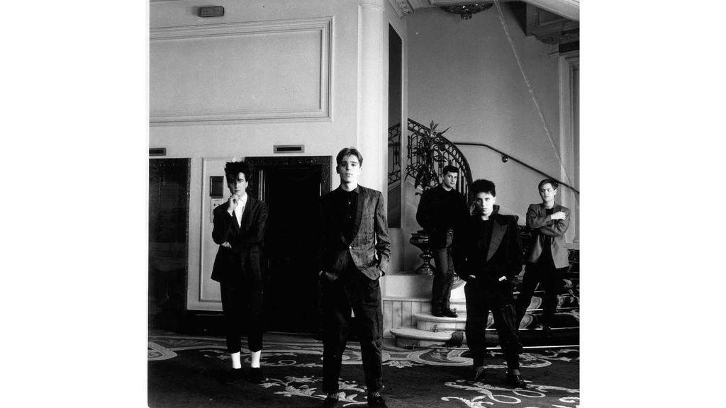 Danza Invisible en el Palace