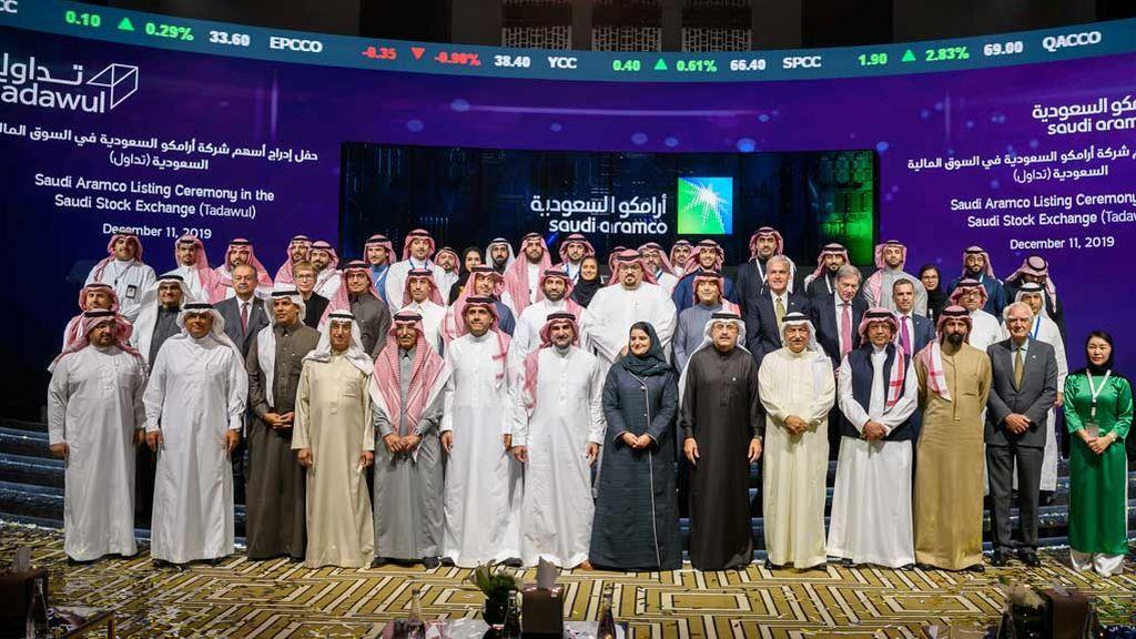 Mucho hablar del clima, pero es el petróleo, idiota: la empresa saudí Aramco vale más que la economía española