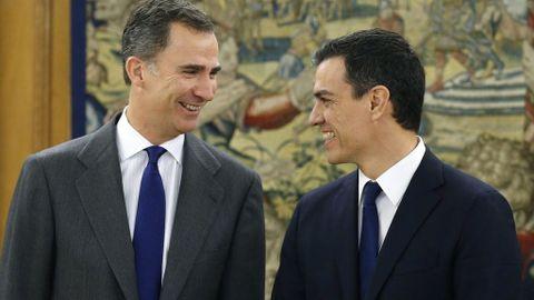 España: Pedro Sánchez acepta intento de formar gobierno