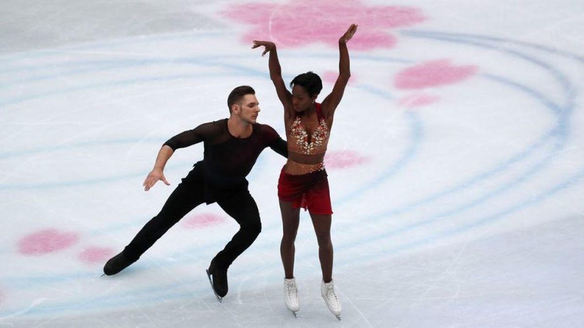 Un patinador olímpico es investigado por enviar fotos sexuales a una niña de 13 años