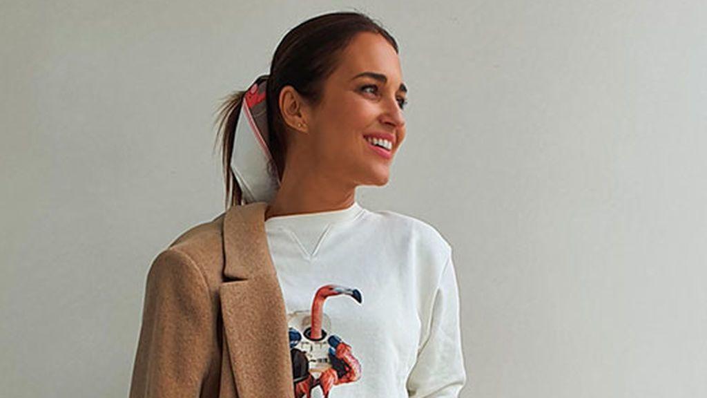 Paula Echevarría, criticada por su marca de ropa