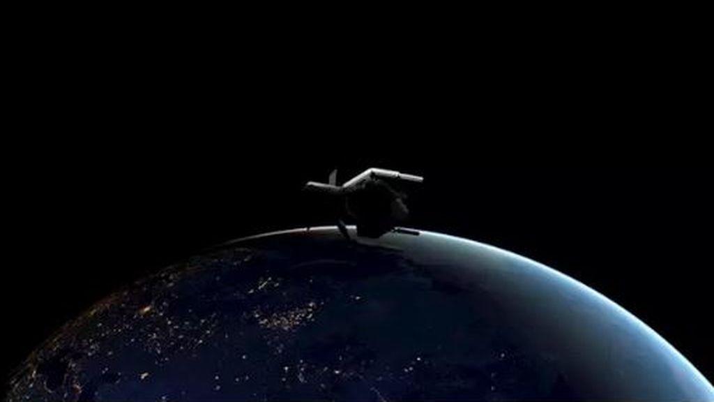 En 2025 se producirá la primera emisión para retirar basura espacial