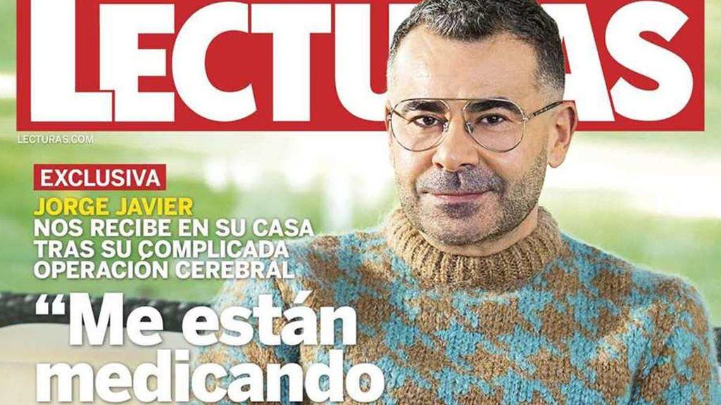"""Jorge Javier Vázquez, tras su operación: """"Me están medicando contra una depresión"""""""
