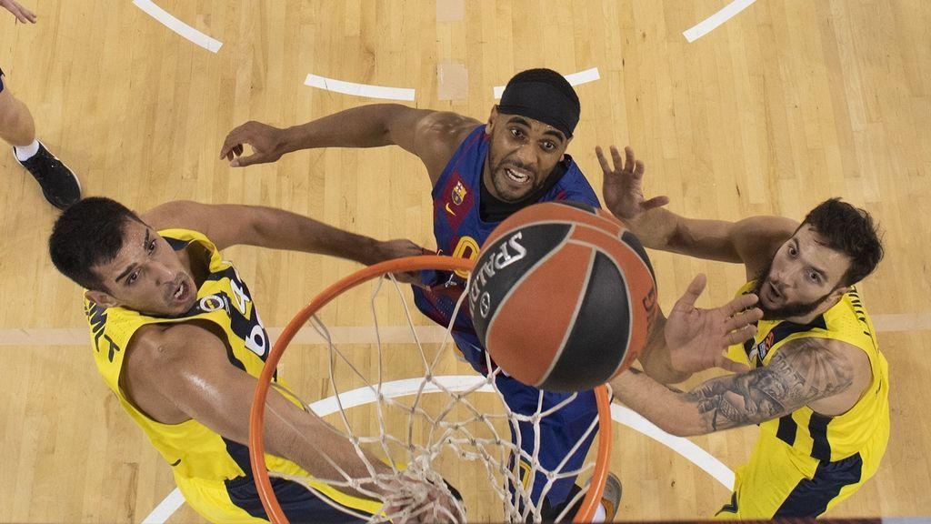 Las mejores jugadas del mes de los equipos españoles en la Euroliga