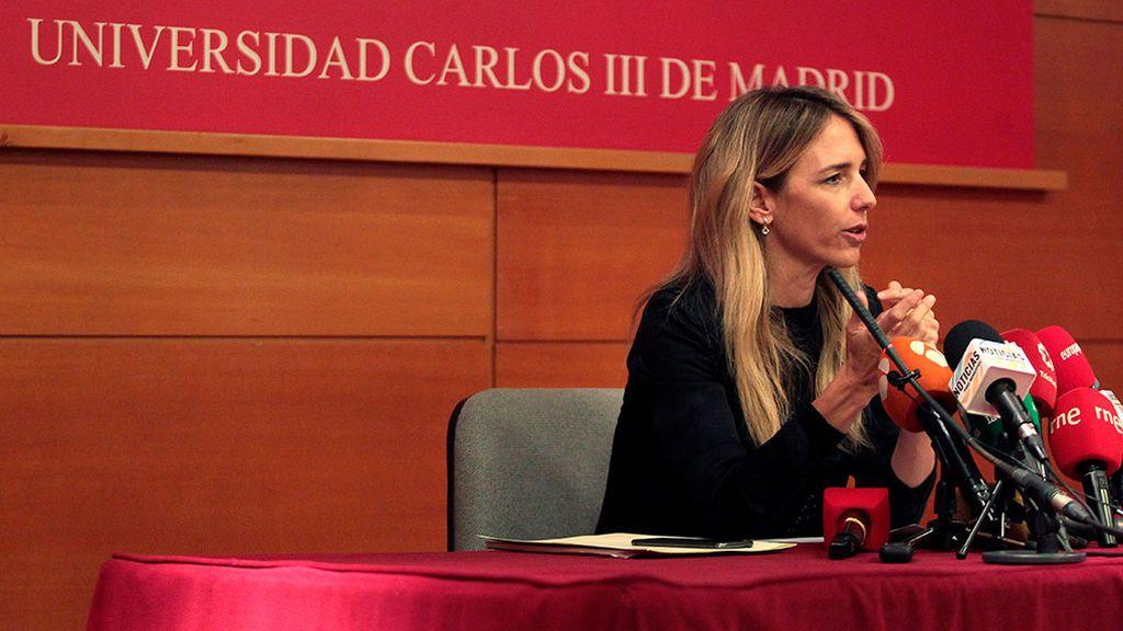 """Álvarez de Toledo dice que negociar con ERC """"es como si González hubiera negociado con Tejero en la cárcel"""""""