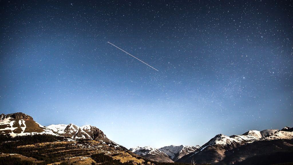 Se acercan las 'gemínidas': cuándo y dónde ver la lluvia de estrellas