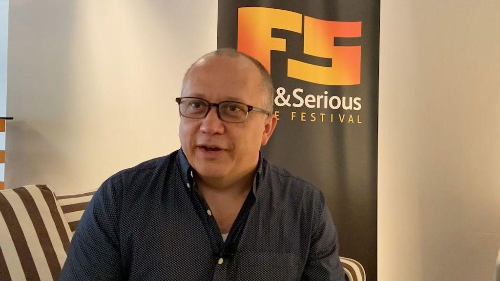 Entrevista Greg Street Riot Games en Fun & Serious 2019