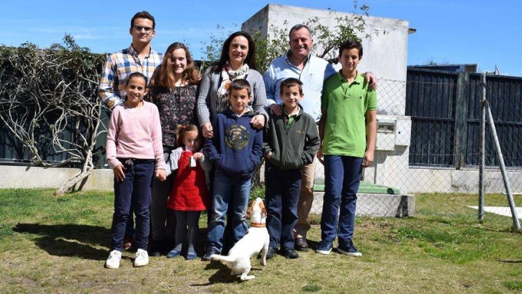 Las familias numerosas son una especie en peligro de extinción en España