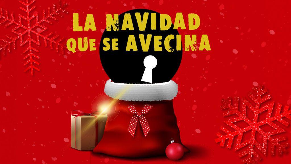 'La Navidad que se avecina': Una sorpresa para cada día en el calendario de adviento de 'LQSA'