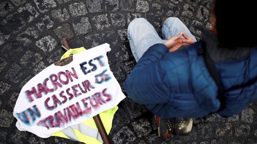 Francia: la reforma de pensiones para los que empiecen a trabajar en 2022