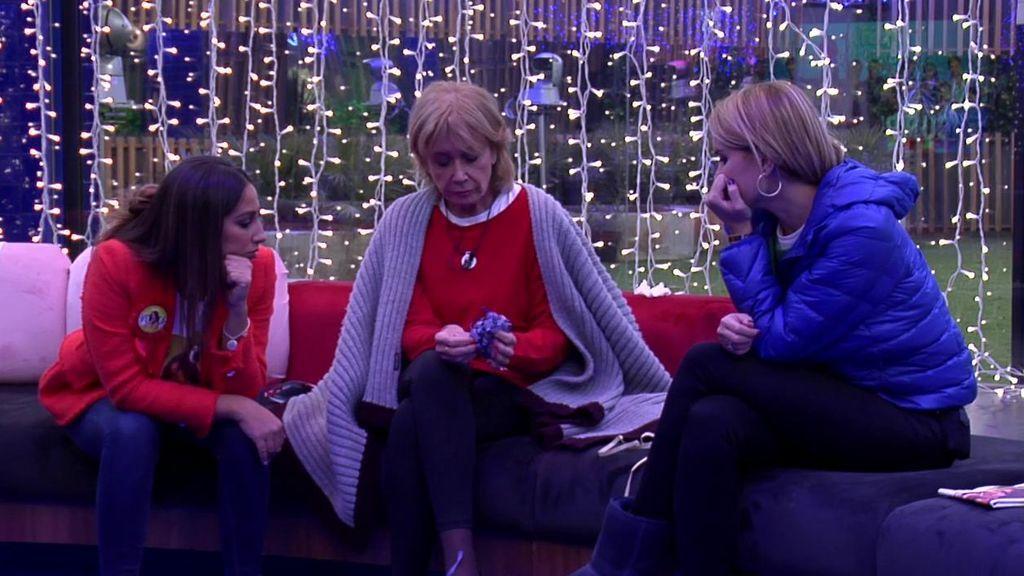 Noemi, Mila y Alba en 'GH VIP 7'