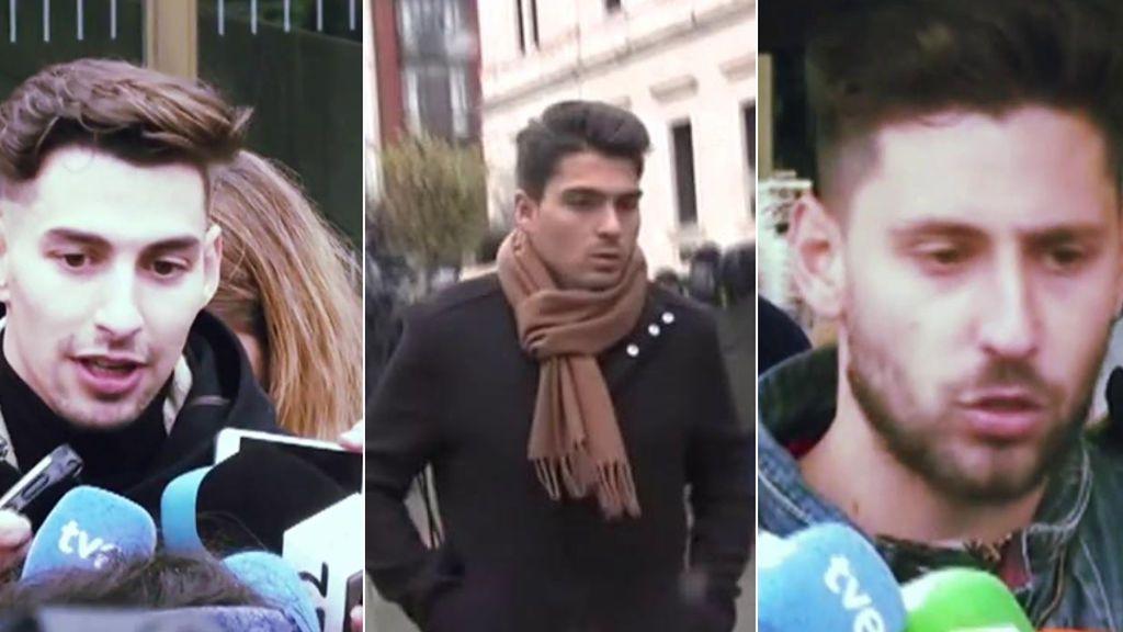 El mundo del fútbol también rechaza a los tres condenados de la Arandina por agresión sexual a una menor