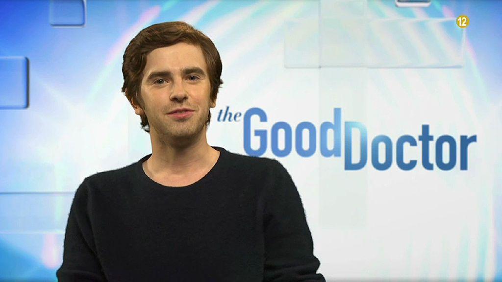 El Doctor Murphy tiene un mensaje para ti: no te pierdas la segunda temporada de 'The Good Doctor'