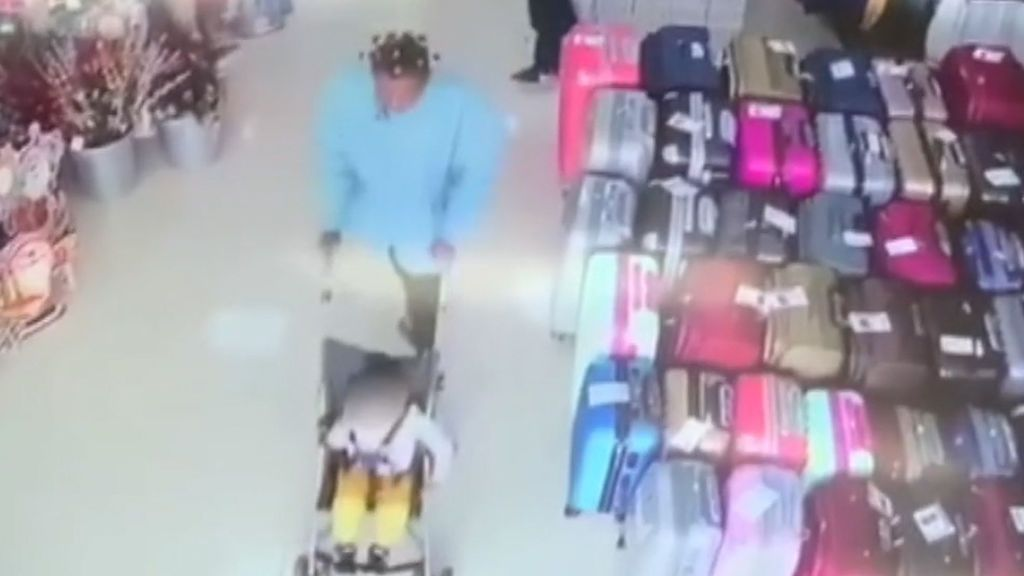 Detenida por  intentar robar un bebé en una tienda de Almería