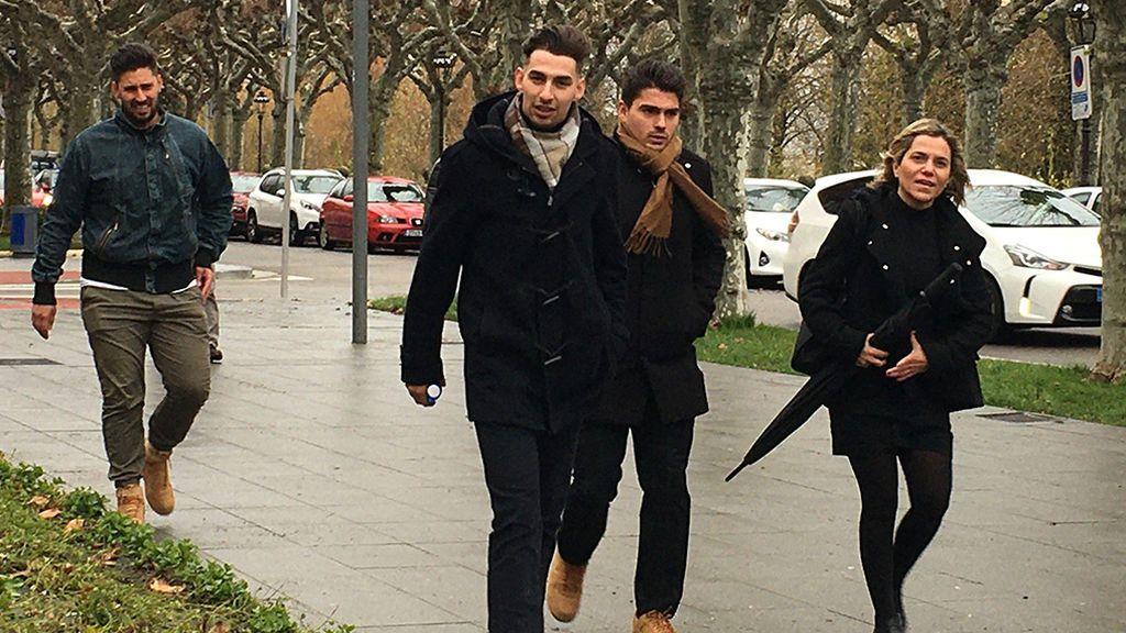 La Fiscalía pedirá la entrada inmediata en prisión de los jugadores del Arandina