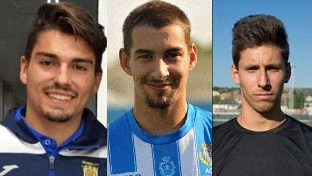 Los tres futbolistas de la Arandina, condenados a 38 años de prisión por agresión sexual a una menor
