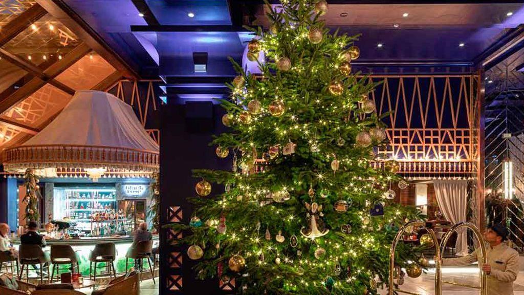 El árbol de Navidad más caro del mundo cuesta 12 millones y está en Estepona
