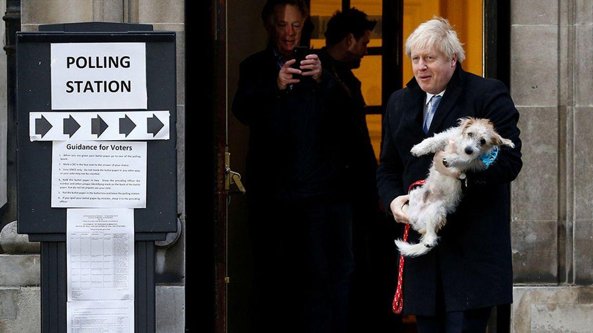 Los británicos deciden su futuro en las urnas