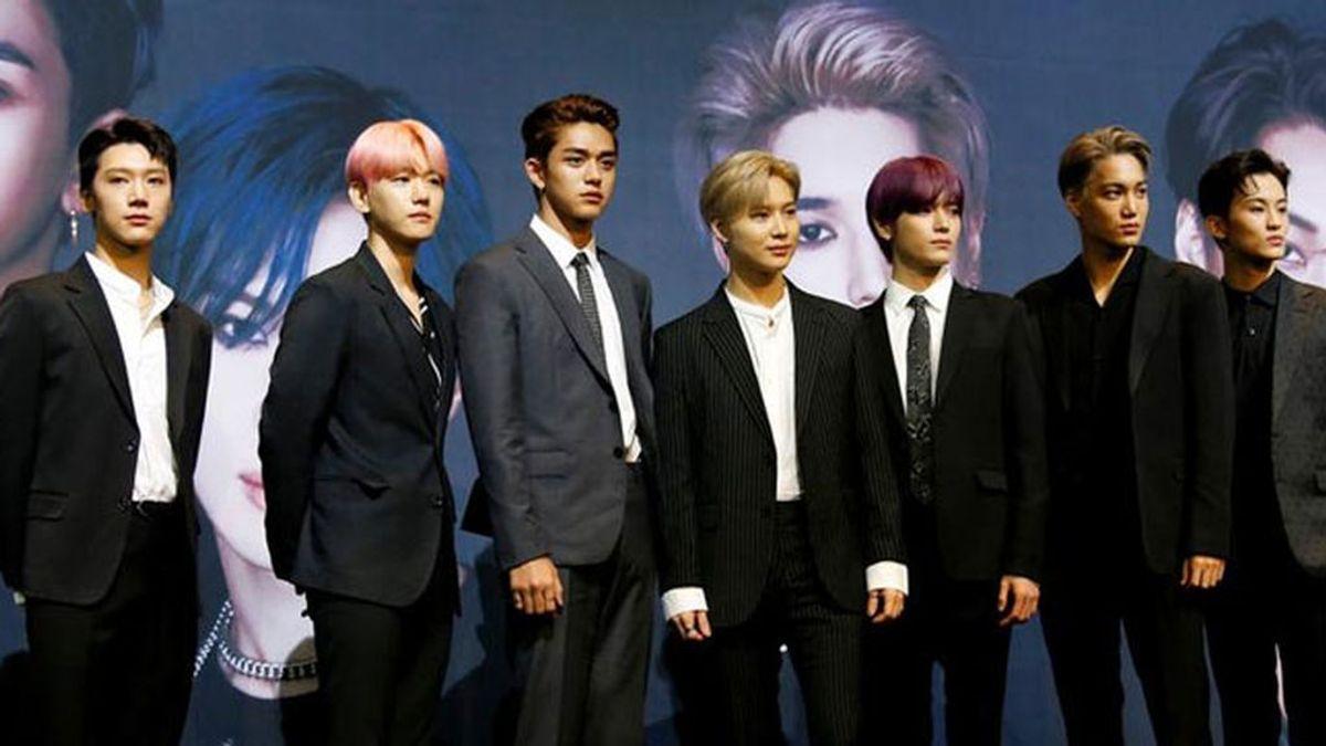 Grupo de K-pop SuperM